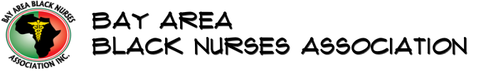 Black Nurse association logo